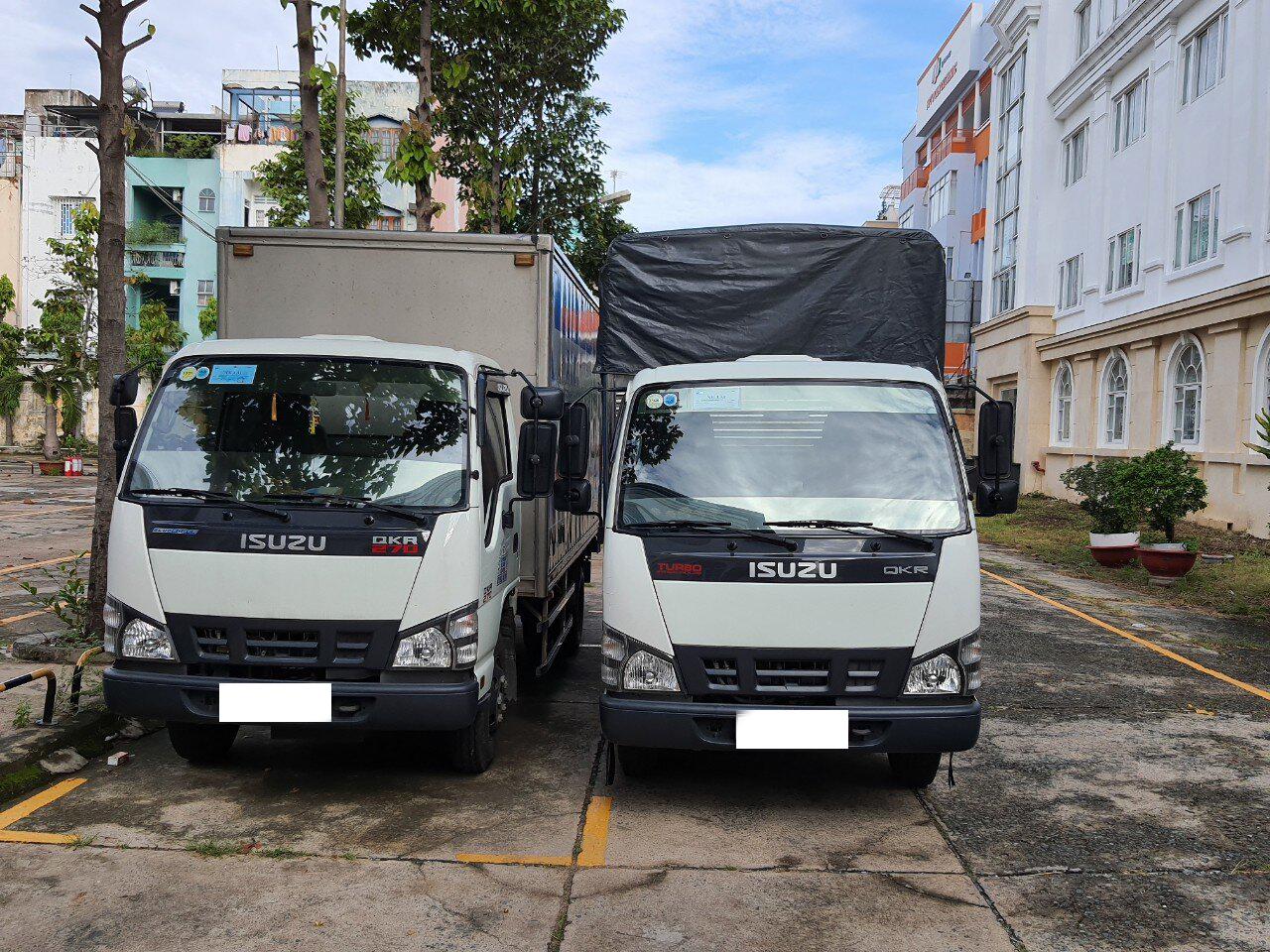 Dịch vụ cho thuê xe tải chở hàng đi Cần Thơ avt