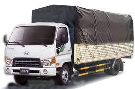 Nhà xe cho thuê xe tải chở hàng đi Bạc Liêu giá rẻ 01