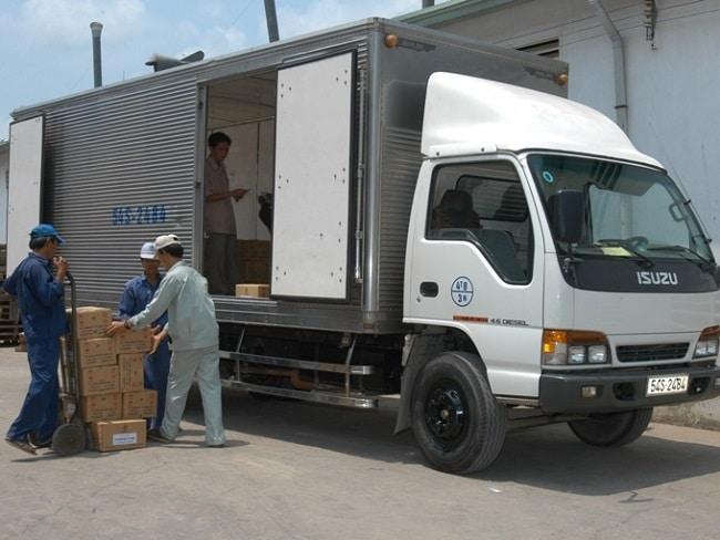 Xe tải chở hàng TPHCM đi Kiên Giang giá rẻ 02