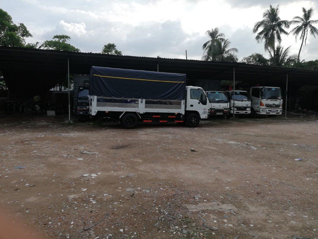 Dịch vụ xe tải chở hàng đi Tiền Giang uy tín
